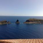 Islas Columbretes Vista desde el faro de l'Illa Grossa