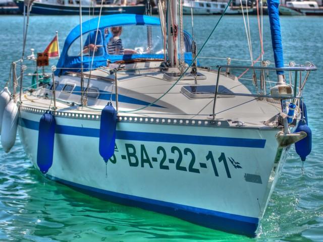Visita Islas columbretes en velero