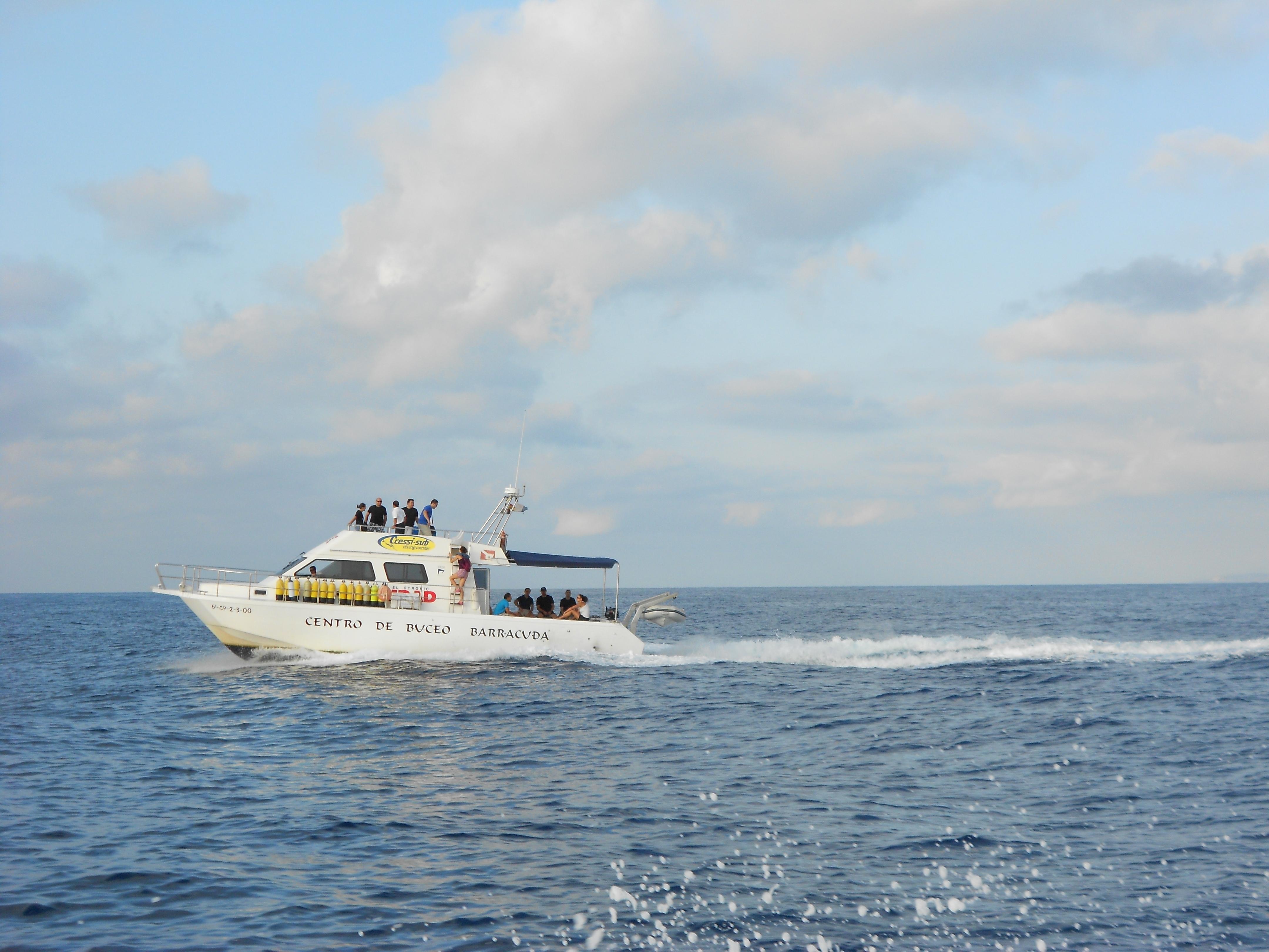 visitar islas columbretes
