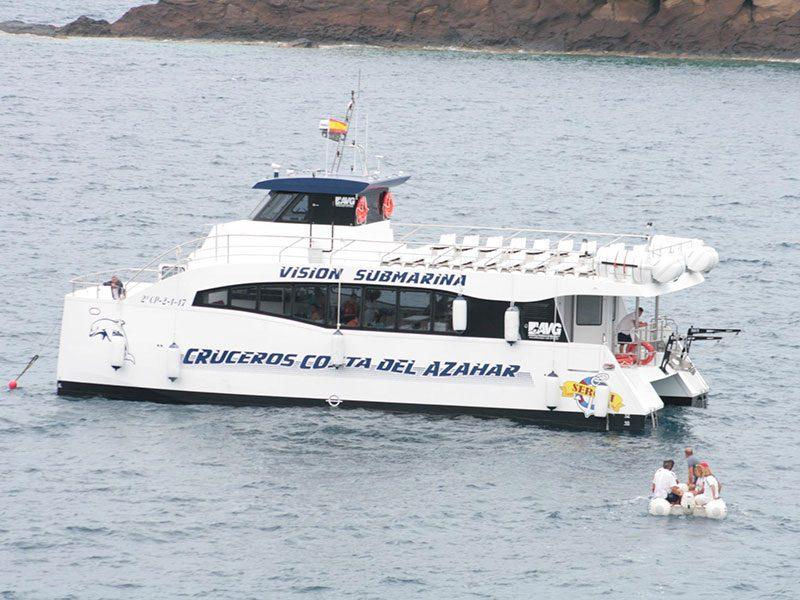 Excursión Islas Columbretes Peñiscola