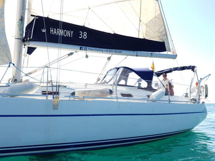 Excursión Islas Columbretes velero Garum