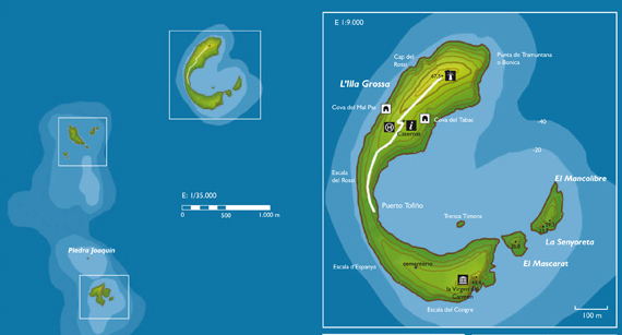 islas columbretes castellón