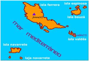 islas columbretes ferrera