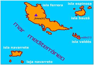 islas columbretes la ferrera