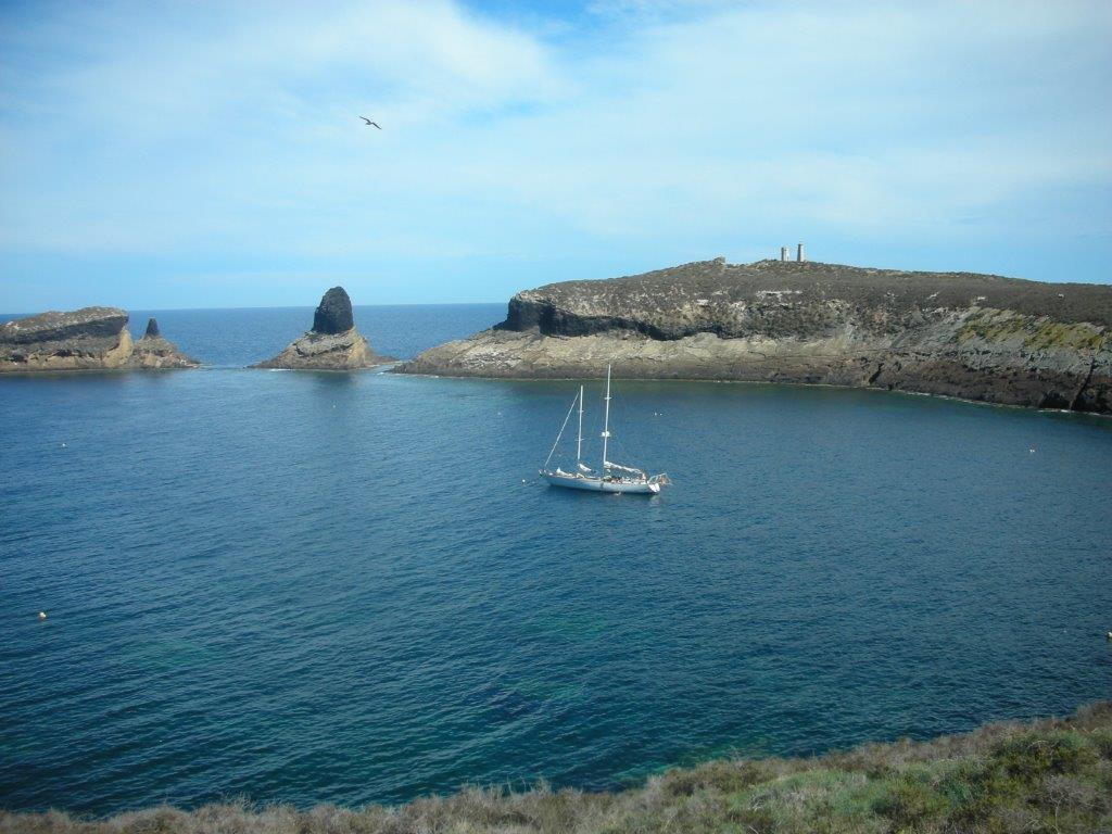 velero castellon columbretes