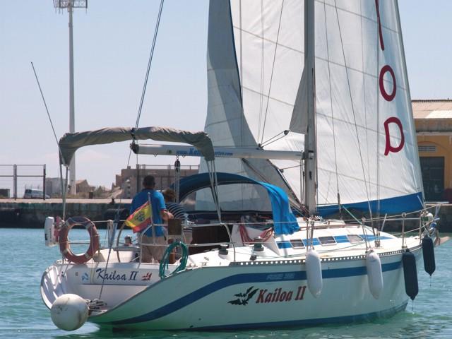 visitar islas columbretes barco charter