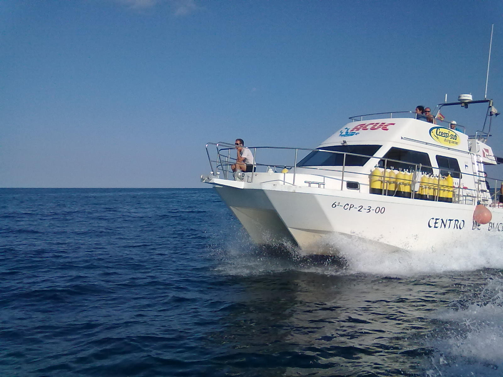 visitar islas columbretes barracuda