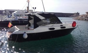 barco a columbretes dese Oropesa