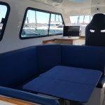Visitas las islas columbretes con el catamaran Rovireta